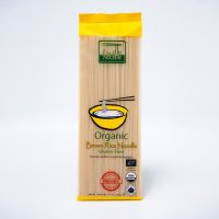 Organic Brown Rice Noodle 4 mm.